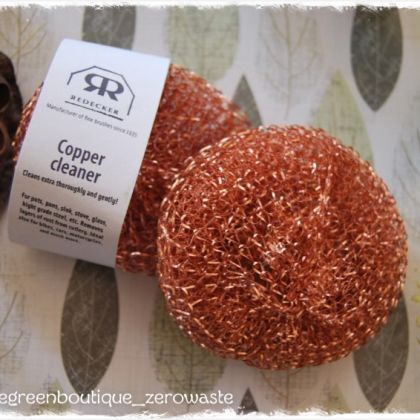 Copper Pot Scrubber