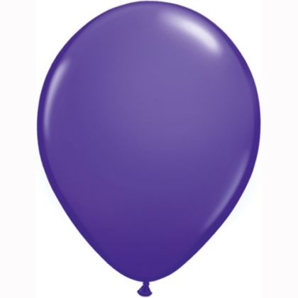 Purple Violet Balloons 11 Inch (6pk)