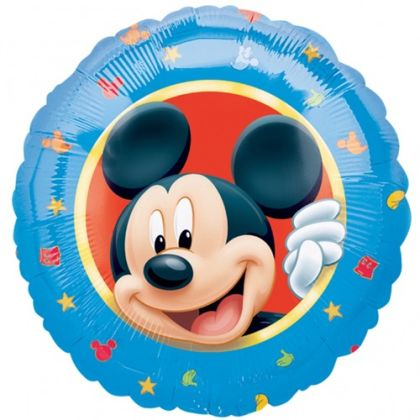 Disney Mickey Mouse 18 Inch Balloon