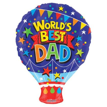 Air Balloon Fathers Day Balloon