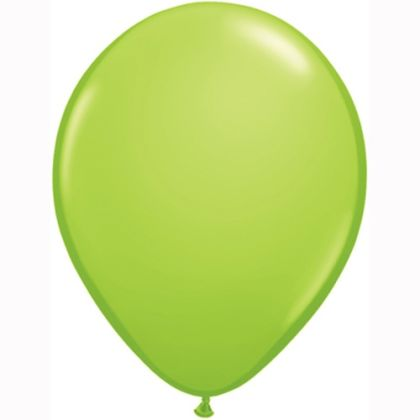 Lime Green Balloons 11 Inch (6pk)