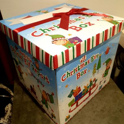 Christmas Eve Box - Christmas Elf
