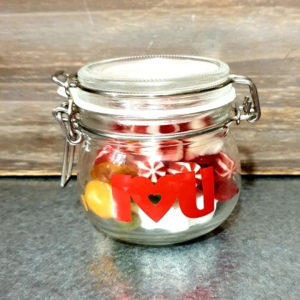 Mini Sweet Mason Jar