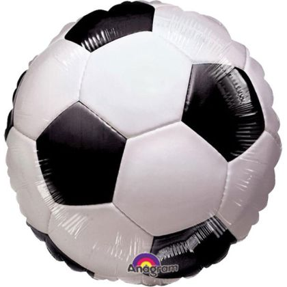Football Striker Balloon - 18inch Foil