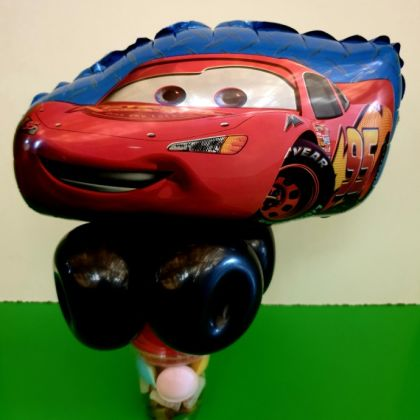 Lightning Mcqueen Candy Cup