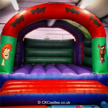 Scooby Doo Bouncy Castle