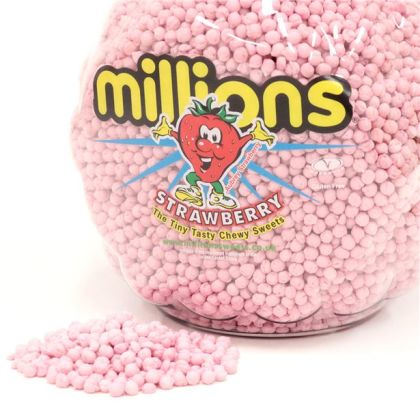 Strawberry Millions Jar 2.27kg Jar�