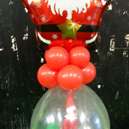 Elf On A Shelf Balloon - Small