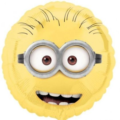 Minion 18 Inch Foil Balloon