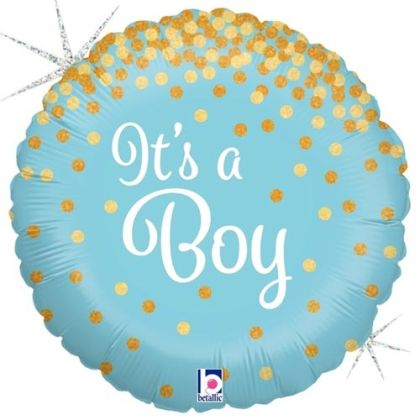Its A Boy 18 Inch Balloon