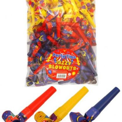 Bag Of 144 Jazzy Blowouts