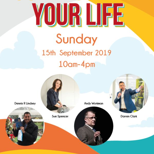 Supercharge Your Life - 15th September