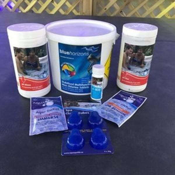 Large Chlorine Bundle Multi Functional Tabs