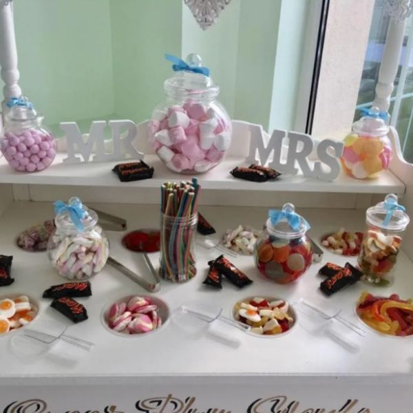 All Day/evening Candy Cart &�post Box Hire