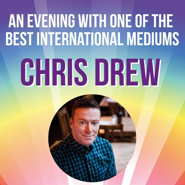 An Evening With Chris Drew - 31st May