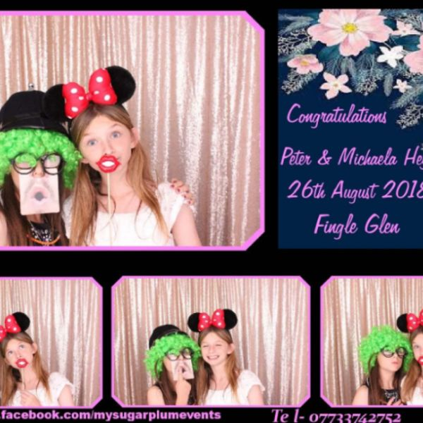 Childrens Party Photo Booth Hire