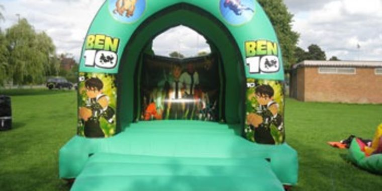 New Bouncy Castles For July 2012