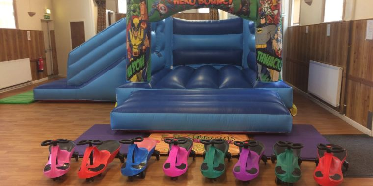 Bourne And Spalding Bouncy Castle Hire