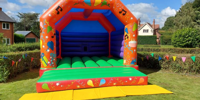 Birthday Parties In Dalby And Louth