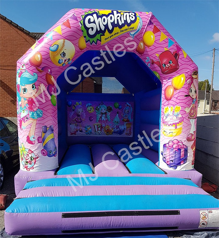 New Shopkins Castle