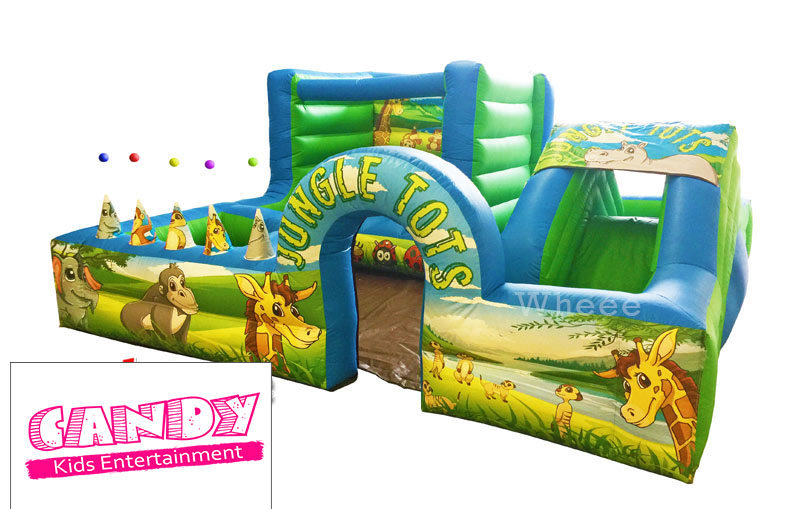 Soft Play & Toddler Play Park