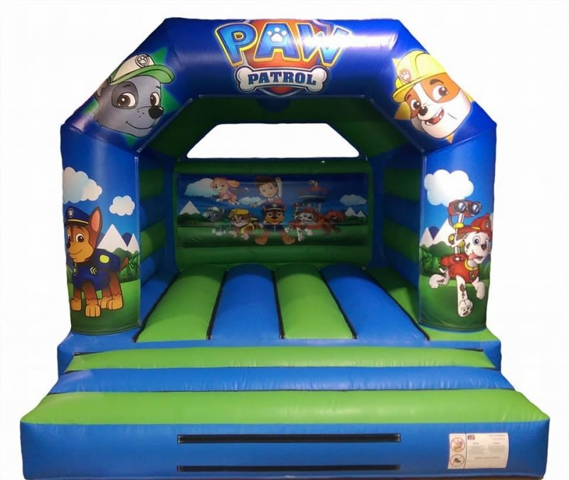 Paw Patrol Bouncy Castle 12 X 14