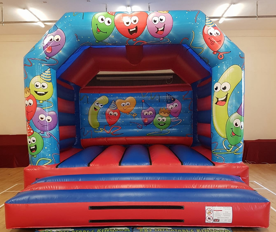 New Bouncy Castles Ordered - Our Busiest Week This Summer