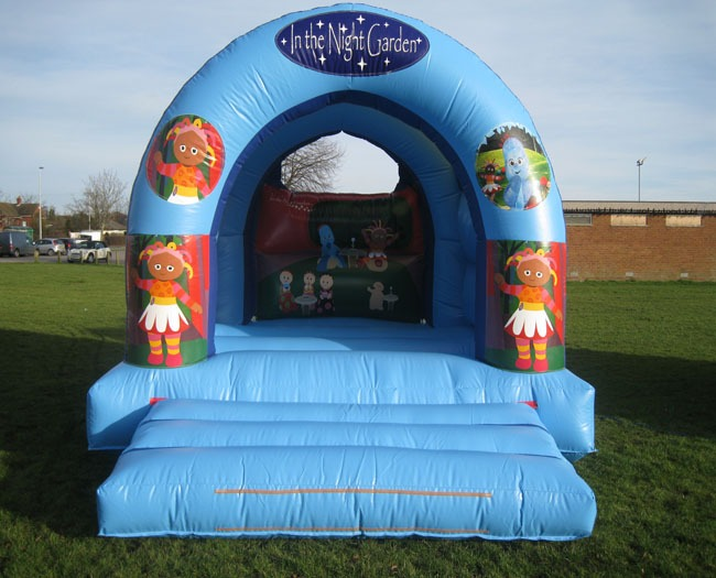 New Bouncy Castle Have Been Ordered For 2012