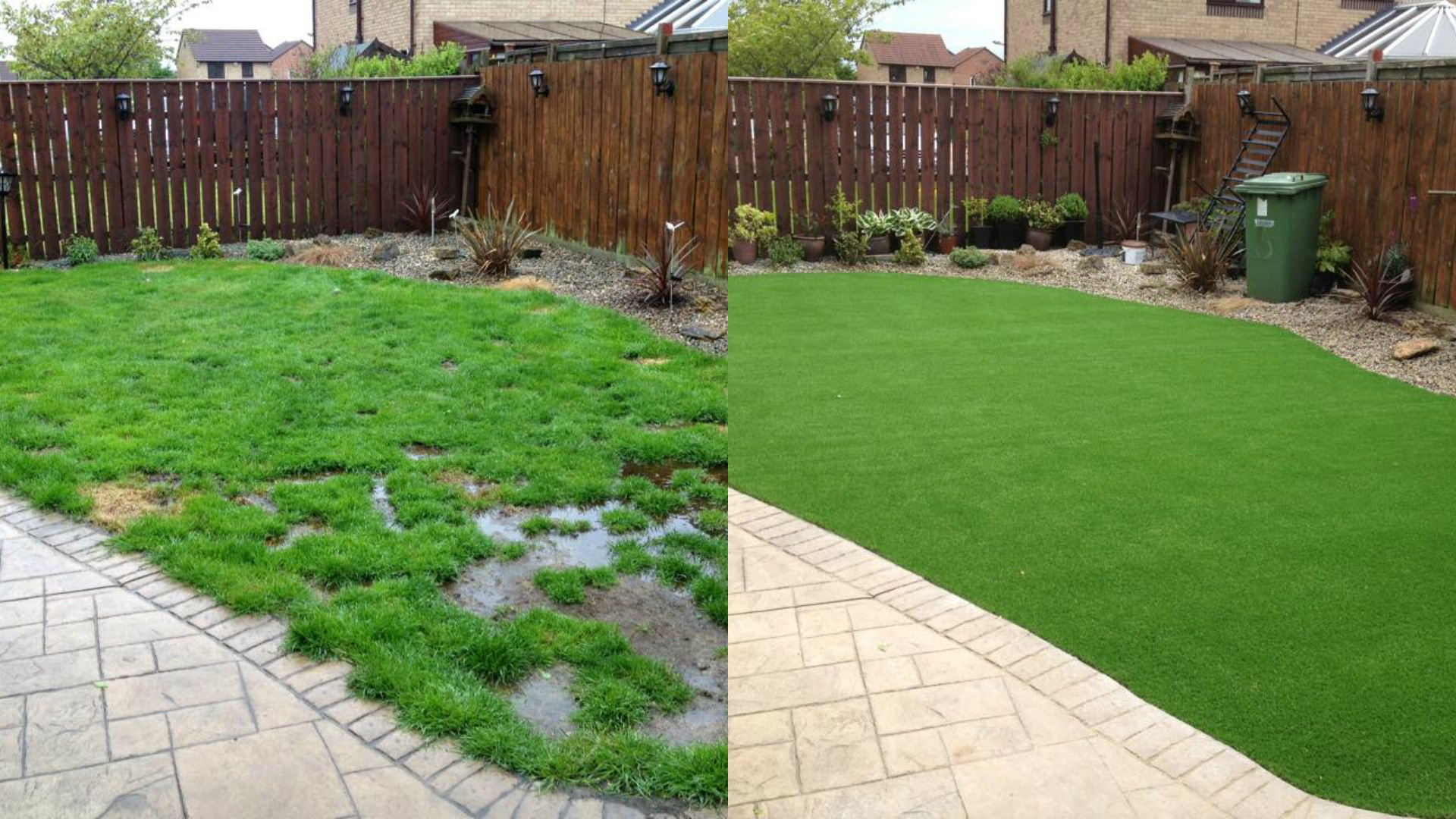 Fake Grass Giving You The Perfect Lawn