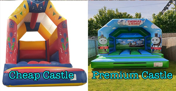Cheap Castles To Premium Ones