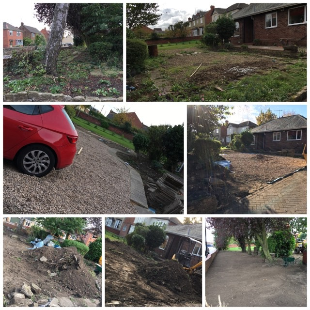 Garden Clearance And Levelling Doncaster