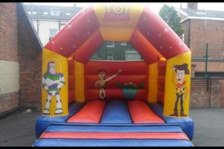 Toy Story Bouncy Castle 12 X 14