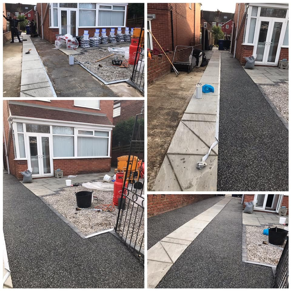Resin Bound Driveway Doncaster