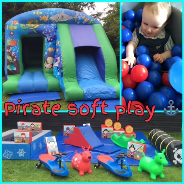 Pirate Softplay Package