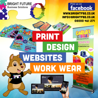 Bright Future Print, Design and Website Suppliers