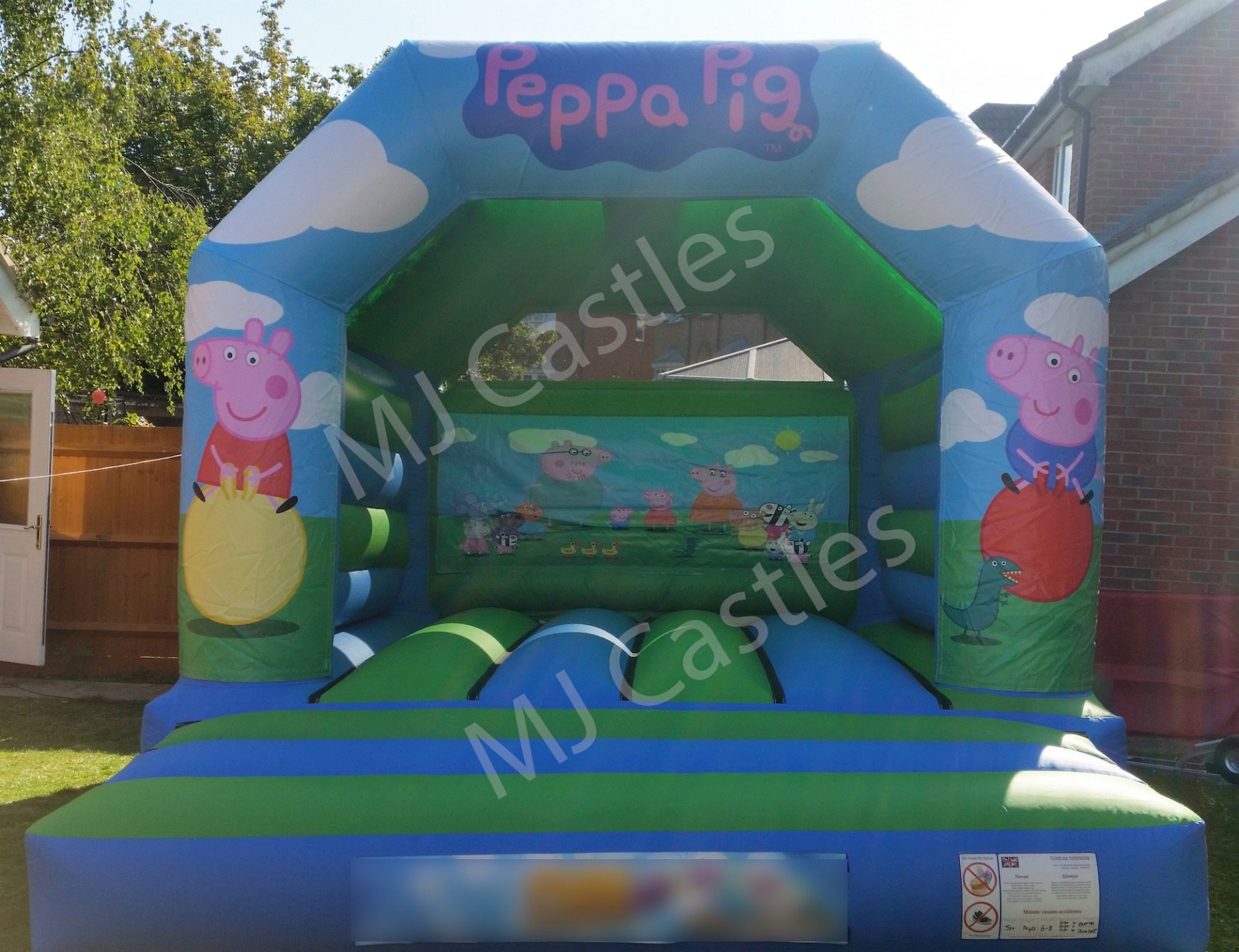 New Bouncy Castles
