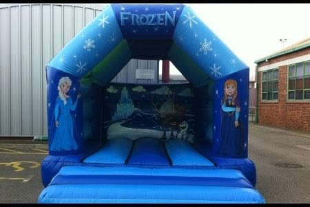 Frozen Bouncy Castle 12 X 14