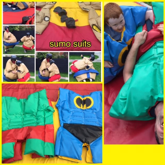 Sumo Suits Children