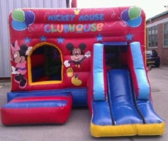 Mickey Mouse Club House Indoor Or Outdoor