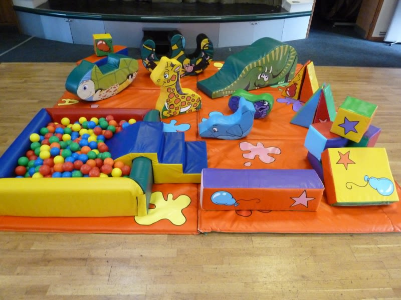 Soft Play Party Set