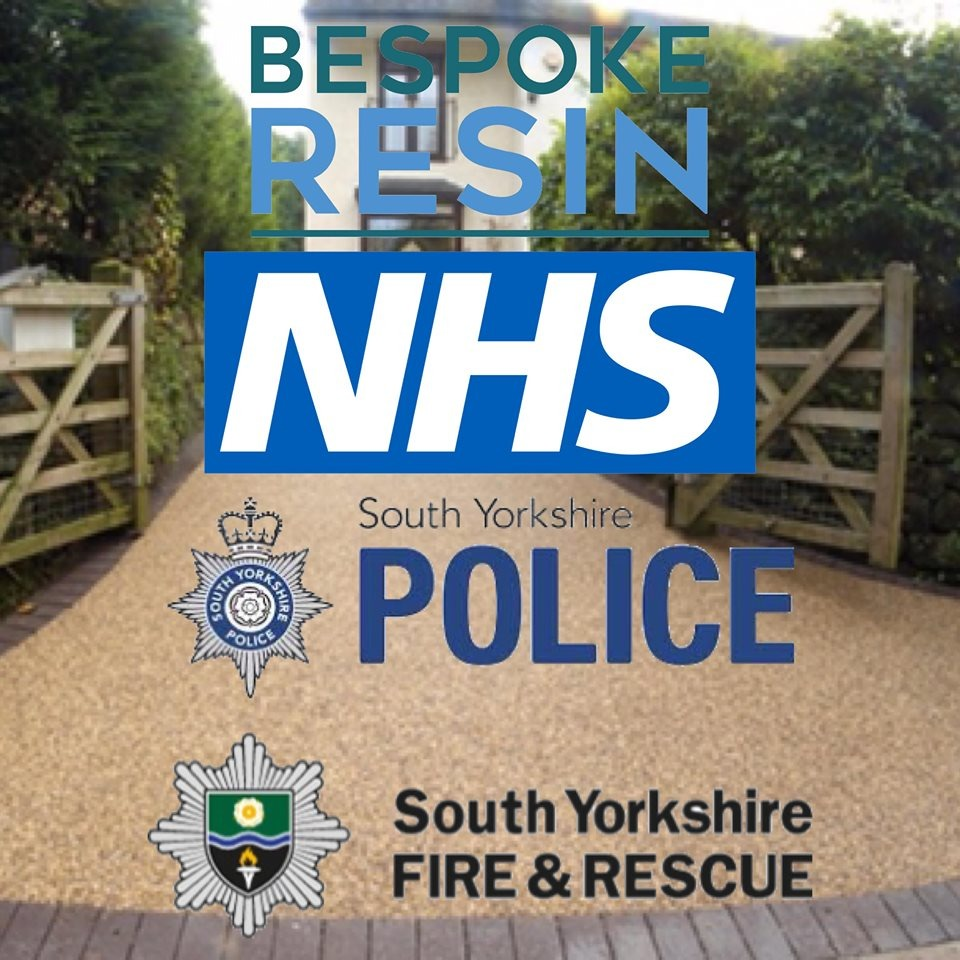 Bespoke Resin Discount For All Nhs, Police And Fire Brigade Staff