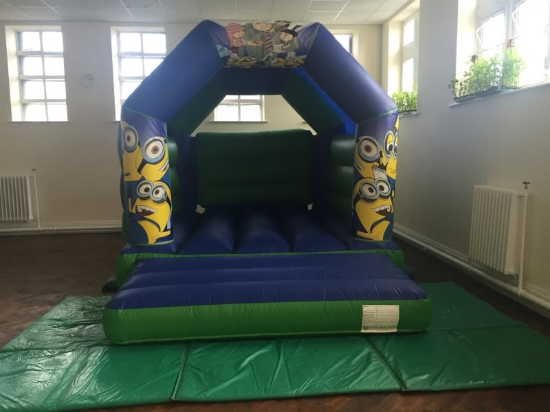 12ft X 15ft Minion Castle