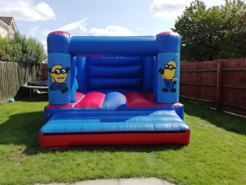 How Is A Bouncy Castle Made?