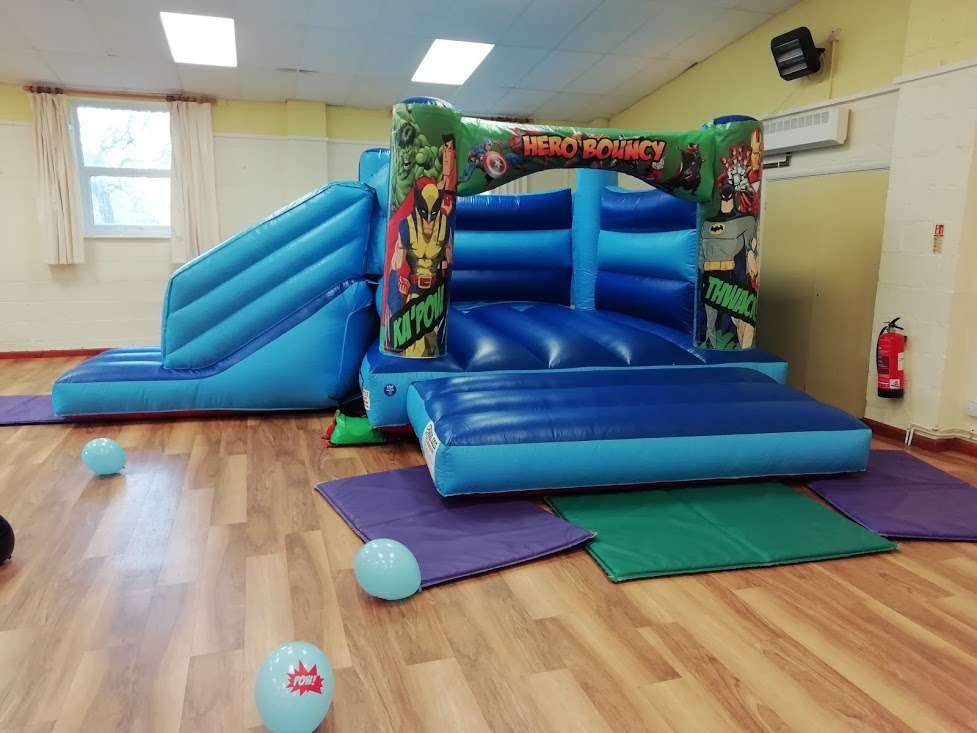 Spalding Bouncy Castles And Soft Play