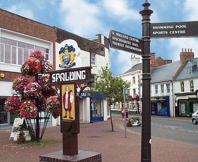 Market Town Of Spalding