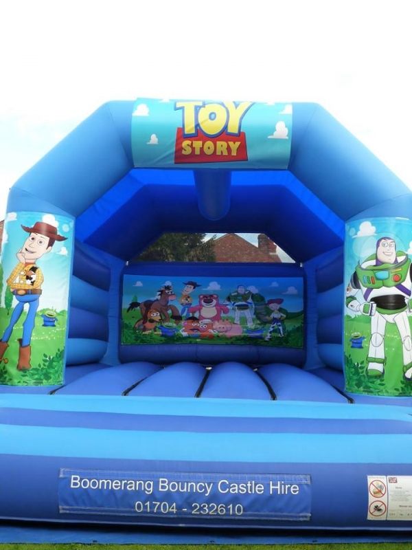 Toy Story Castle