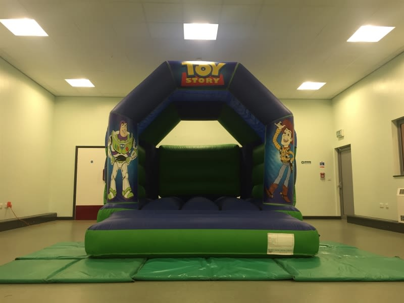 12ft X 15ft Toy Story Castle