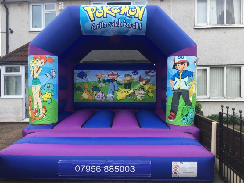 Pokemon Bouncy Castle 12 X 14