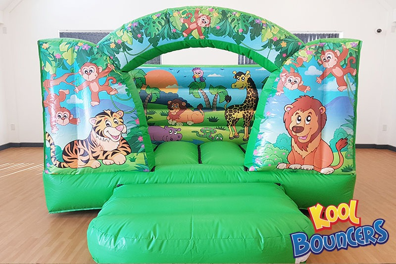 10x12 Junior Jungle