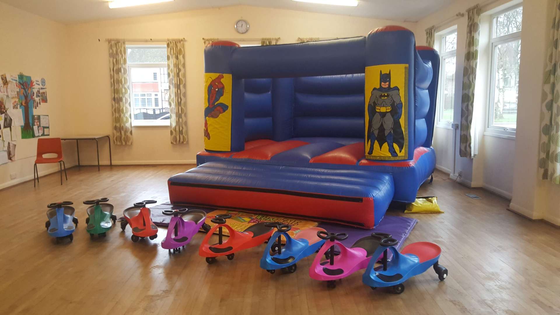 Jump For Joy With Its Funtime Bouncy Castle Hire In Spalding